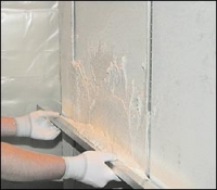 Сухие строительные смеси для стен