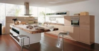 Открытая кухня