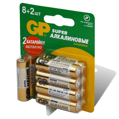 батарейки литиевые фото