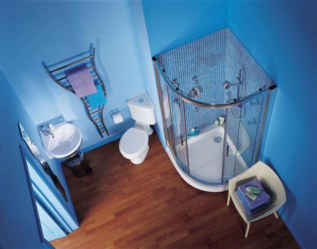 Может ли ванная комната быть без ванны
