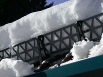 Системы снегозадержания