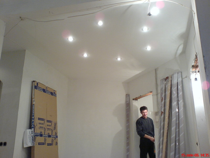 renovation plafond dalle polystyrene grenoble architecte