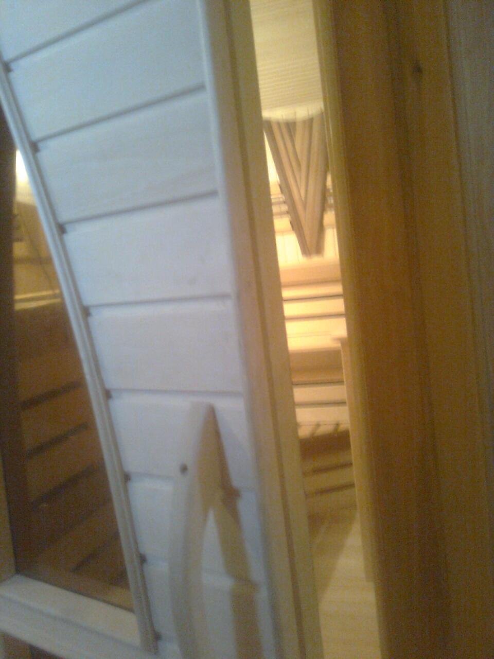 Деревянная коробка для двери своими руками