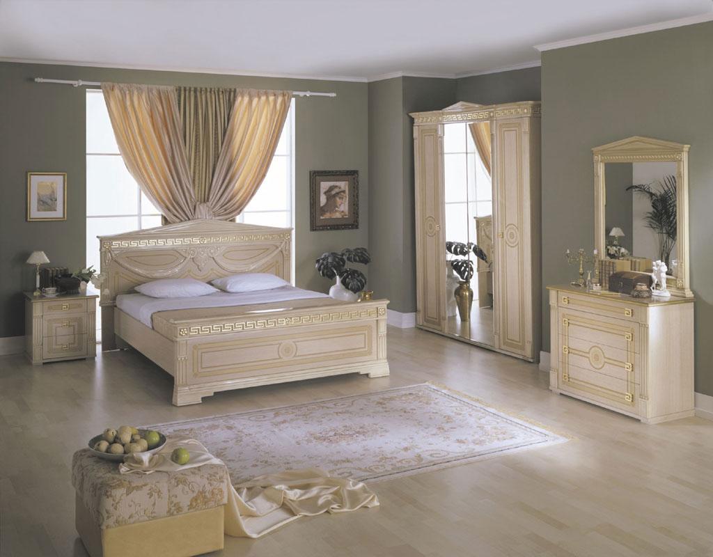 """Мебель для спальни  """"АФИНА с шелкографией """""""