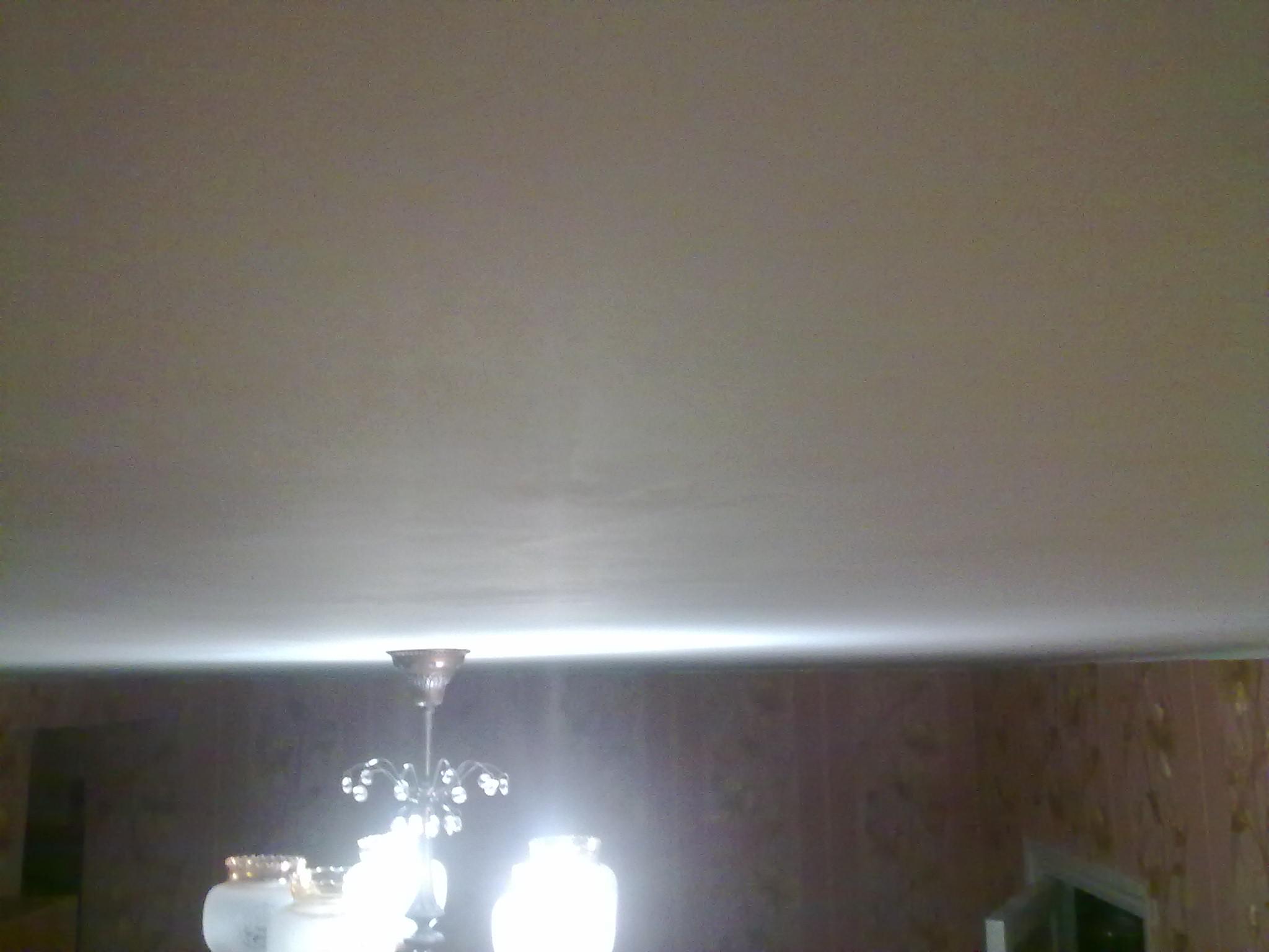 Ровный потолок своими руками блоги