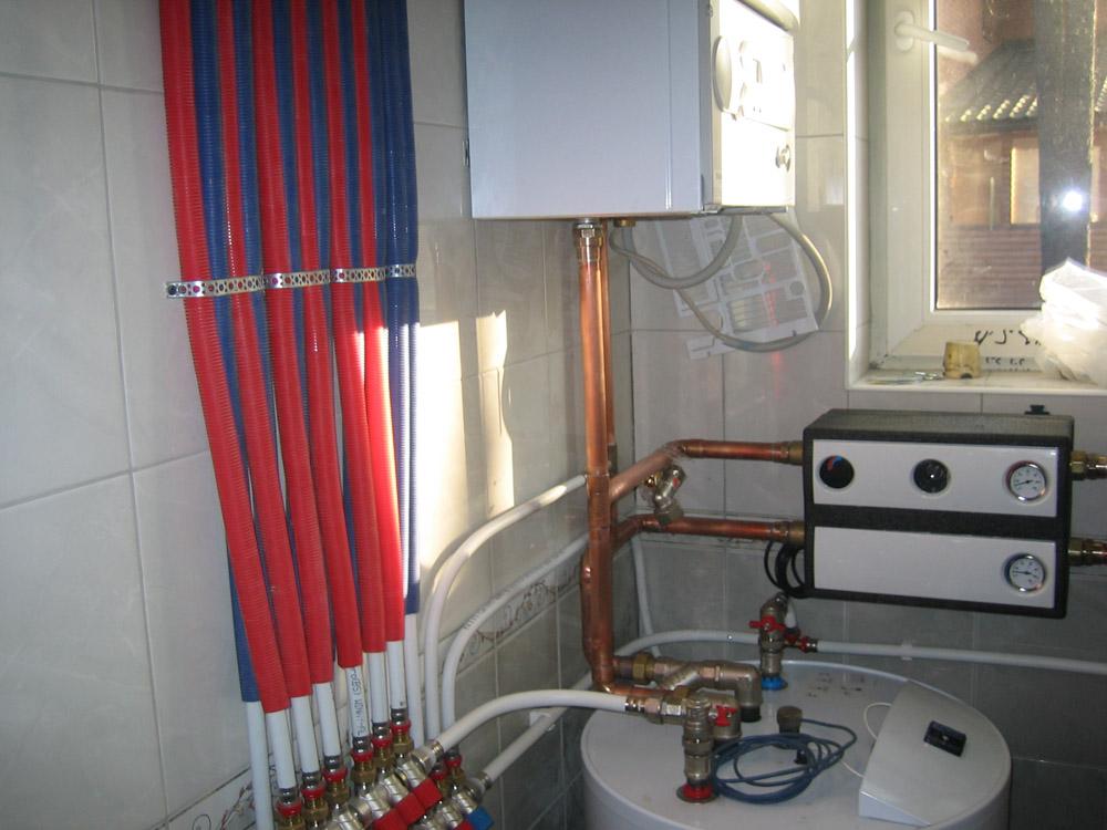 автономные системы отопления частного дома - Лучшие схемы и описания для всех.