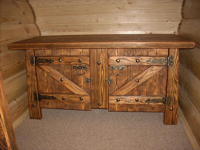 Мебель в стили кантри своими руками