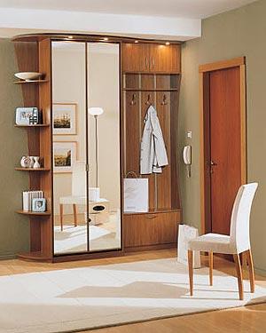 Мебель для прихожей - стильно и недорого. Как и театр, любой дом начинается с вешалки. 04.04.2011 Автор: admin