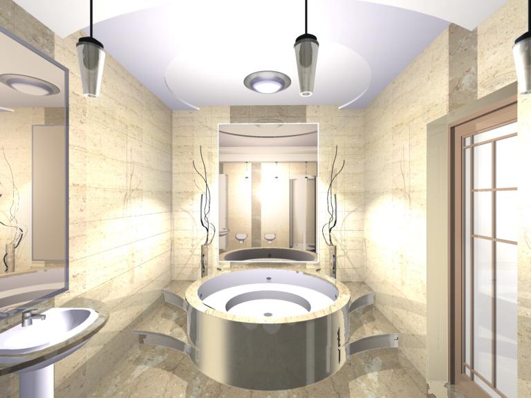 Фото проекты ванных комнат