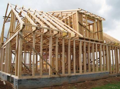 Достоинства каркасных домов и выбор в пользу готовых проектов