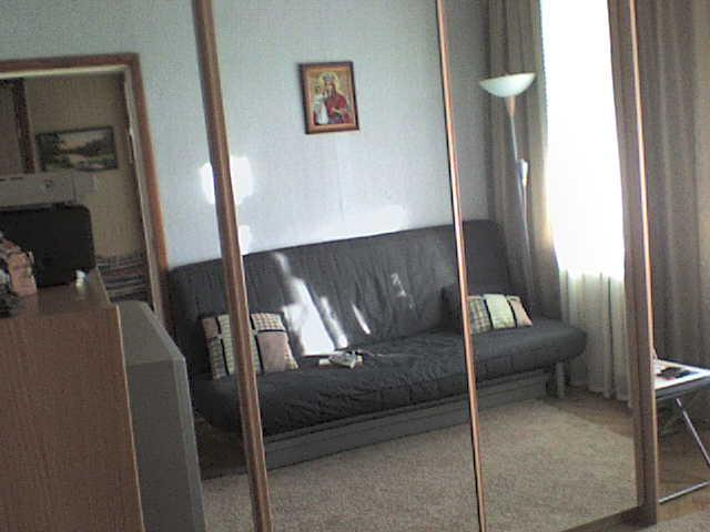 Дизайн комнаты зала-спальни