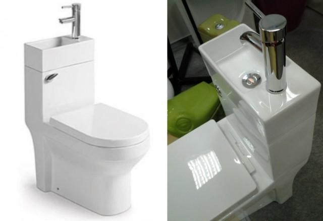 Как разместить сантехнику в туалете и ванной, если места очень мало