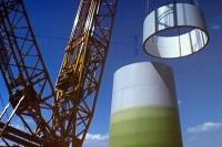башни ветрогенератора