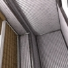 Бамбуковая лоджия, балкон