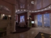 Гостиная в полумраке