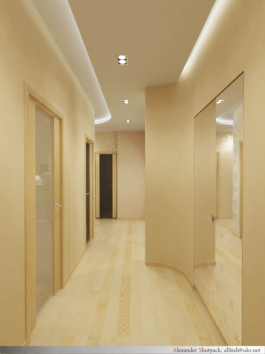 Плавный коридор