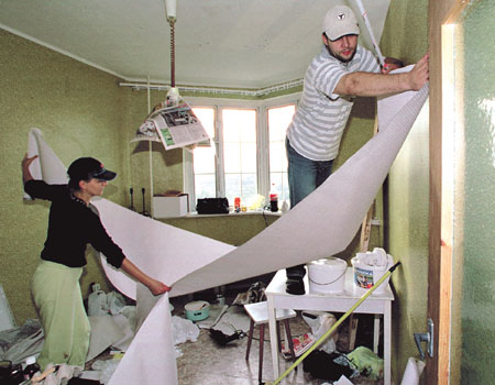 ремонт квартиры в Москве.  Как сделать быстро ремонт.