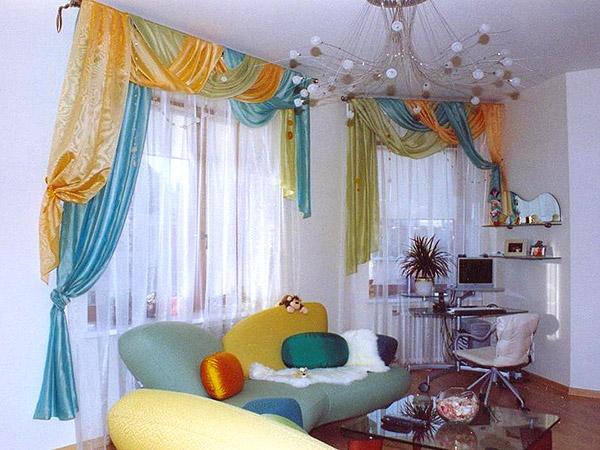 Дизайн штор 3987