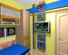 Детская для девочки 11 лет. Сложность: готовая мебель, которую необходимо разместить в помещении.