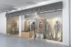 Дизайн-проект торгового зала HAUBER